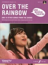 SING MUSICAL THEATRE Over The Rainbow + CD*