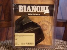 Bianchi Model 57 Remedy Holster size 9 Glock 43