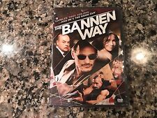 The Bannen Way New Sealed DVD! 2010 Action Feature FilM! Angle Of Death Cleaners