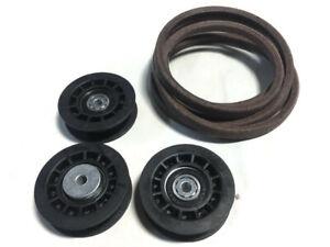 AWD Kit (3) 587973001 Pulleys (1) Belt 580364610 Fit's Some Craftsman Husqvarna