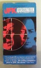 JFK ASSASSINATION THE JIM GARRISON TAPES a film by john barbour  VHS VIDEOTAPE