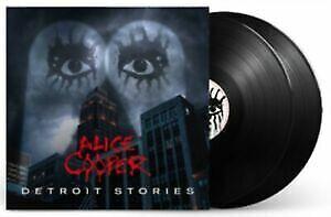 ALICE COOPER - DETROIT STORIES 2LP