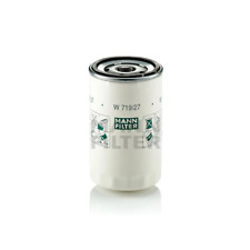 MANN Oil Filter - W719/27 suits Ford / Jeep / Mazda