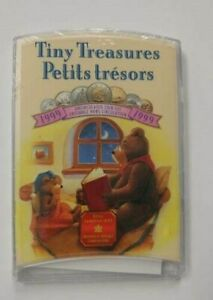 1999 Tiny Treasures - Uncirculated 7 Coin Set