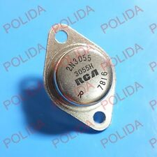 1PCS Transistor RCA TO-3 2N3055H 2N3055