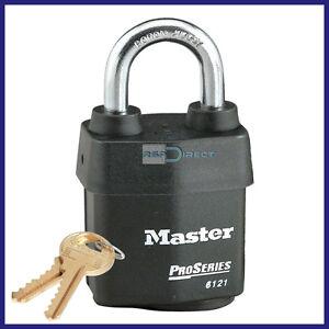 Master Lock 6121D ProSeries Weather Tough Padlock
