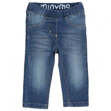 MINYMO Malou Girls JEANS TROUSERS Jeggings SIZE 9 Months 74cm
