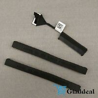 New HDD SATA Cable XDYGX+Rubber Rail For Dell XPS 9560 9550 Precision 5520 5510