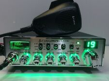 Cobra 29Ltd Classic - Green Light Edition + Performance Tuned + Receive Enhanced