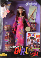 Barbie Generation Girl Chelsie Dance Party Doll Hippie 26848 New Never Removed