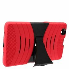 Carcasa rojo para tablets e eBooks 8""