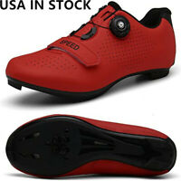 Ultraligh Cycling Shoes Man Road Mountain Bike Shoes SPD Cleats Bicycle Sneakers