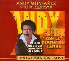 Con la Dimension Latina by Andy Montañez (CD, Apr-2005, 2 Discs, Yoyo Music)