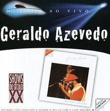 Azevedo, Geraldo : Luz Do Solo: Ao Vivo CD