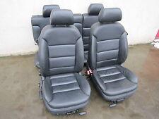 Lederausstattung Audi A3 S3 8L Sportsitze Sitze Ausstattung LEDER schwarz