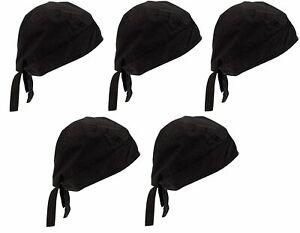 Anti Pollution Head Scarf/Bandana for Cycling/Biking Under Helmet (Pack of 5)