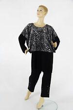 Mehrfarbige Lockre Sitzende Damenblusen,-Tops & -Shirts mit Langarm-Ärmelart für Business