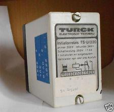 Turck Alimentatore parte del modulo no.ts-u / 220