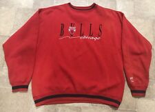 Vintage NBA Chicago Bulls Crewneck Sweater Mens XL