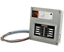 Generac HomeLink Upgradeable Pre-wired Manual Transfer Switch, 50 Amps