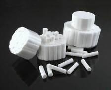 Les professionnels dentaires coton hydrophile rouleaux multi purpose blanchiment des dents etc Rouleau de 50