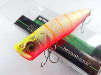 Megabass - POPPING DUCK 60mm 6.5g #11 HOT SHRIMP RB