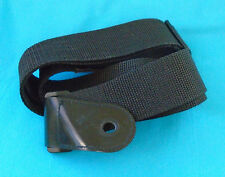 Black Shoulder Strap for Red Octane Gibson Les Paul Guitar