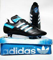Vintage 1980s Unworn Adidas Enforcer Football Boots Original Box UK 9