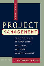 The New Project Management: Tools for an Age of Rapid Change-ExLibrary