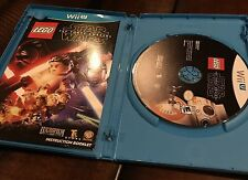 LEGO Star Wars: The Force Awakens (Nintendo Wii U, 2016)