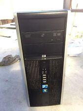 HP Compaq 8100 Elite Minitower PC - Intel Core i5-650 3.2GHz 4GB 160GB DVDRW