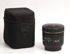 Sigma EX DG Fisheye 3,5/8 mm für Canon EOS #1022970