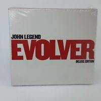 💿 New Evolver Music CD/DVD by John Legend (Columbia USA