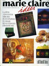 Marie Claire Idées 1994 n° 15