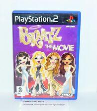 JEU PS2 BRATZ THE MOVIE   REF 23
