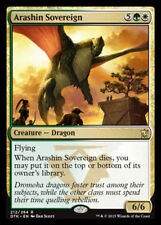 Arashin Sovereign  NM  Dragons of Tarkir MTG Magic Cards Gold  Rare