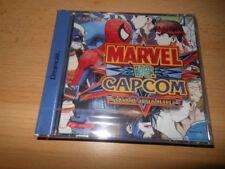 Videojuegos de lucha Capcom para Sega Dreamcast