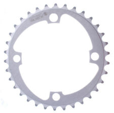 Origin-8 Alloy Blade Chainrings Chainring Or8 104mm 34t 4bolt Aly Sil