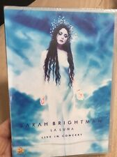 Sarah Brightman:La Luna-Live In Concert(UK DVD 2001)New+Sealed Whiter Shade Pale