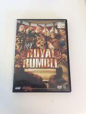 WWE Royal Rumble Wrestling DVD 2006