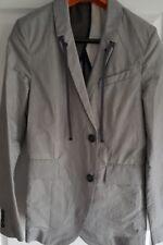 Diesel black gold jacket used. size m