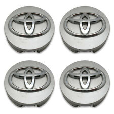 4- FREE SHIPPING 12-14 Toyota Camry 08-13 Highlander Wheel Center Caps Hubcaps