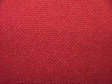 4.5 Metres Romo Kirby Designs Extra Thick Scarlet Red Fabric Upholstery Cushion