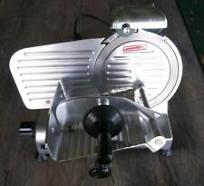 """Kws Premium Commercial / Home Kitchen Use 200W Slicer 6"""" Meat Deli Cheese"""
