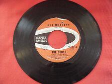 """TIMOTHY""  THE BUOYS  1970 EXCELLENT  vinyl 45"
