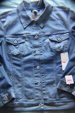 New Levi's 3XL Strauss Women's Denim Trucker Jacket Classic Jean
