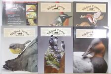 Wildfowl Carving Magazine lot of 6