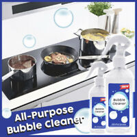 Kitchen Grease Cleaner Multi-Purpose Foam Cleaner All-Purpose Bubble Cleaner set