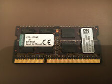 KINGSTON 4Go KTD-L3C/4G PC3-12800 1600MHz