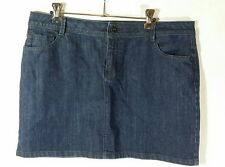 Saba Denim Jean Skirt Size 32